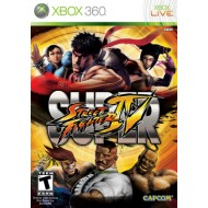 Super Street Fighter IV - (Xbox 360)