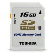 Toshiba 16GB SDHC Class 10 Memory Card