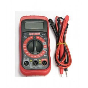 Craftsman Compact Digital Multimeter