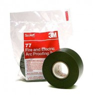 Scotch 77 Fire and Electric Arc Proofing Tape