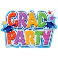 20-Pack Shining Grad Party Invitations