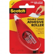 Scotch Double-Sided Adhesive Roller 6061