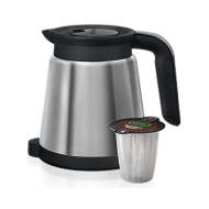 Keurig® 2.0 Stainless Steel Vacuum Insulated Thermal Carafe