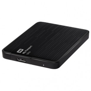 Western Digital My Passport Ultra 1TB External USB 3.0 Hard Drive - Black