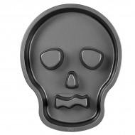 Wilton Skull Fluted Cake Pan