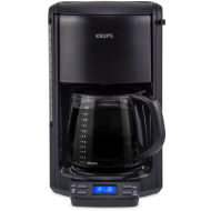 KRUPS 12-Cup Programmable Coffee Maker